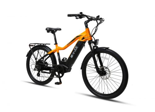 e-JOE ONYX Electric Bike Sports Commuter Side View 1